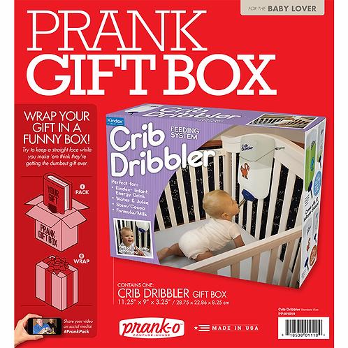 Crib Dribbler Prank Box