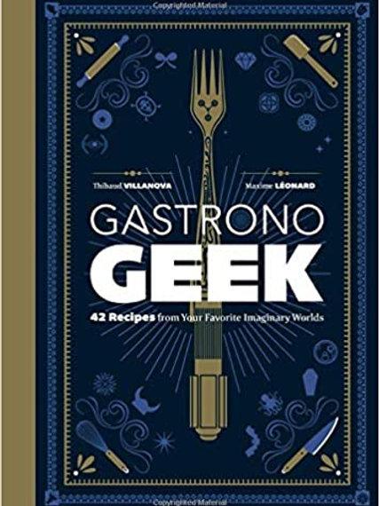 Gastrono Geek Cookbook