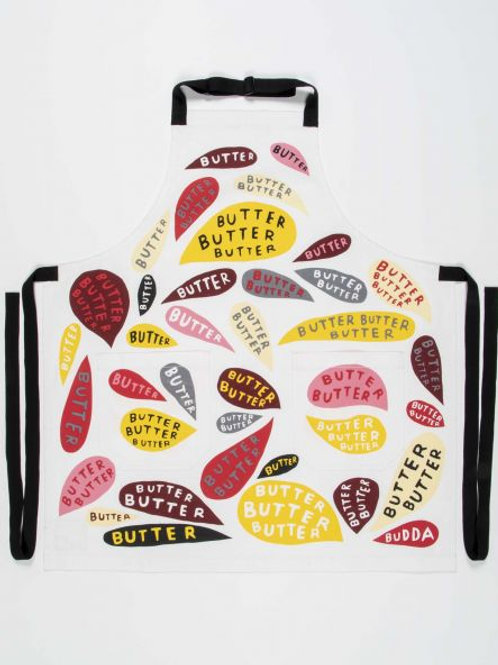 Butter Butter Butter Kitchen Apron