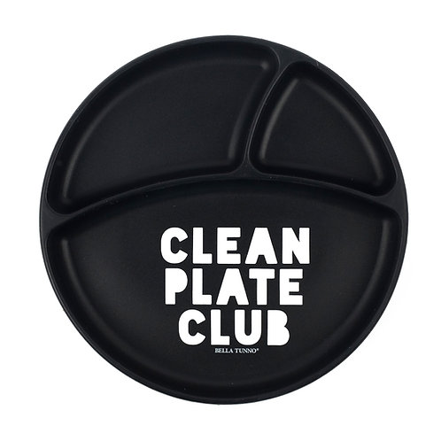 Clean Plate Club Divided Plate
