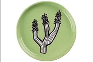 Green Joshua Tree Trinket Dish