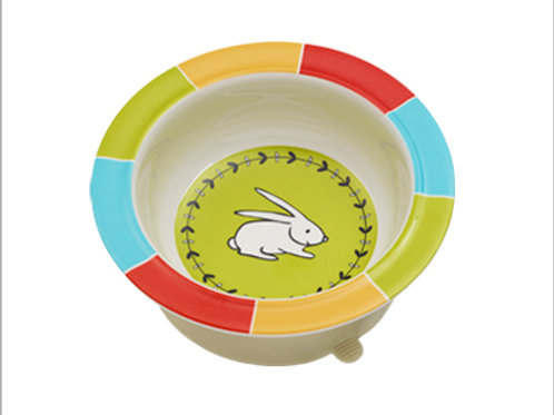 Meadow Friends Suction Bowl
