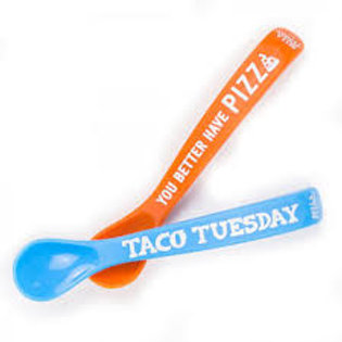 You Better Have Pizza/ Taco Tuesday Wonder Spoons
