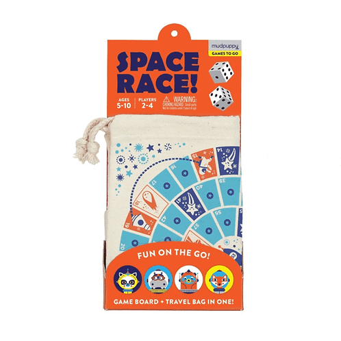 Space Race On the Go Game