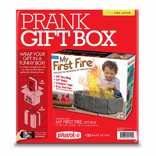 My First Fire PrankBox