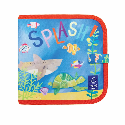 Ocean Life Doodle Book and Butter Chalk Set