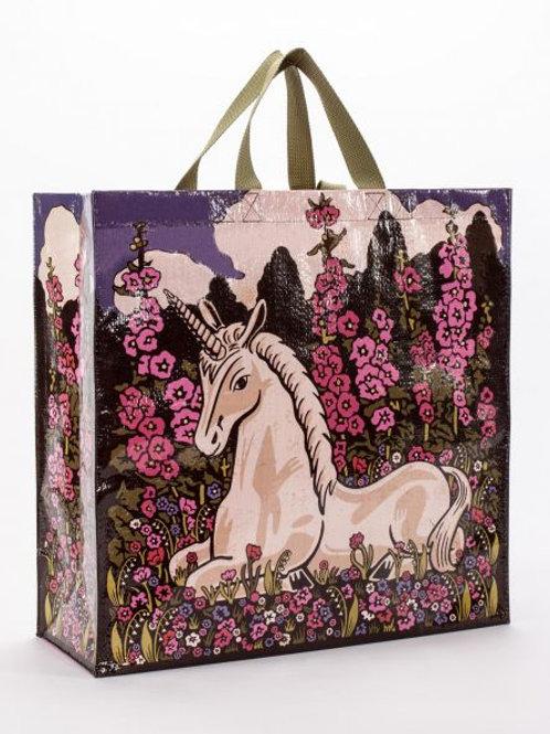 Unicorn Recycled Shopper