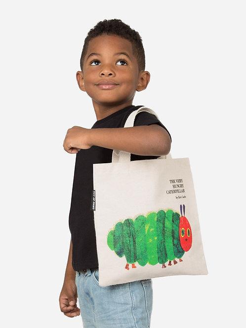 Kids Very Hungry Caterpillar Tote Bag