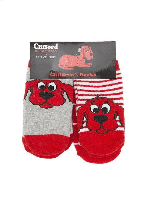 Clifford 4-Pack Socks