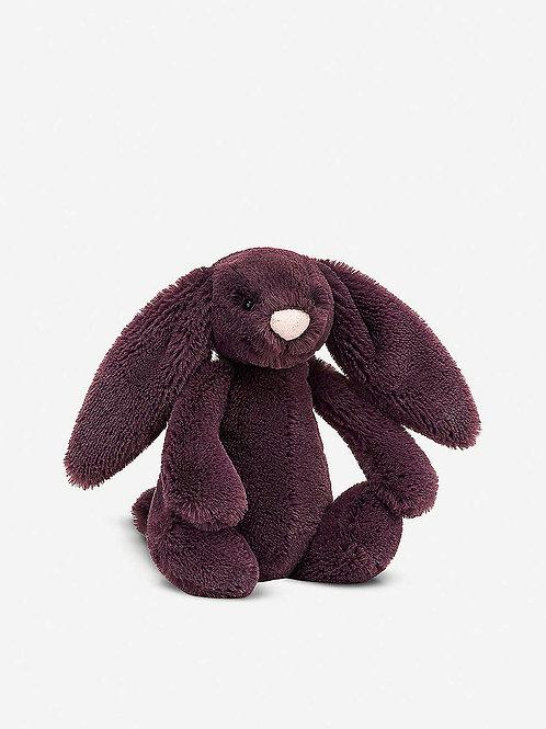 Bashful Plum Small Bunny