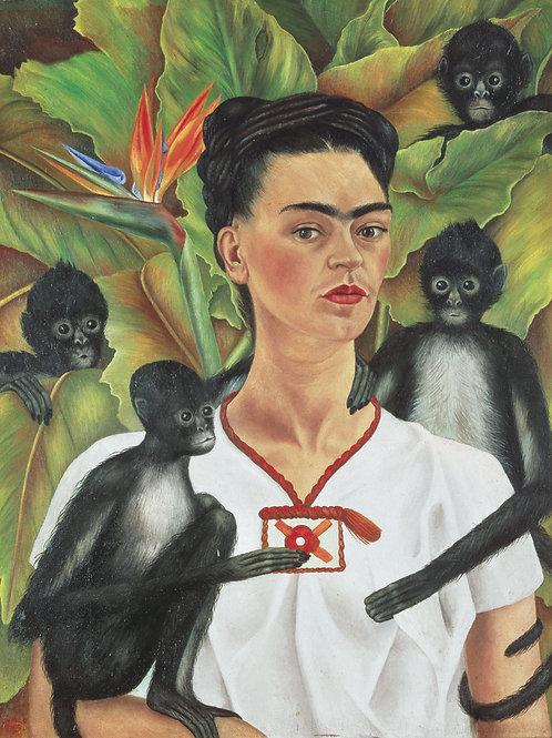 1000 Piece Frida Kahlo Puzzle
