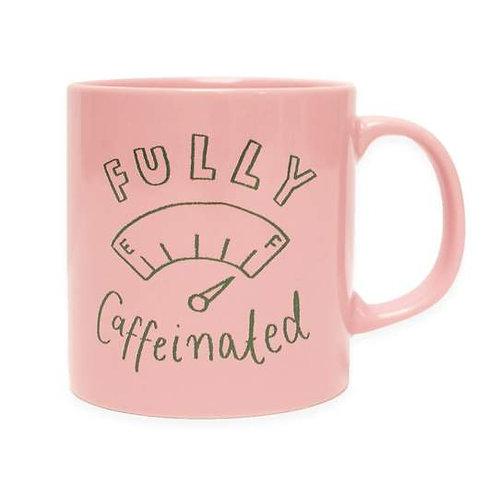 Full Caffeinated Mug
