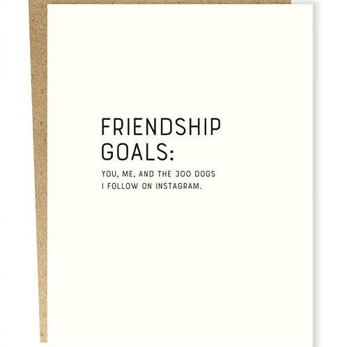 Friendship Goals: 300 Dogs