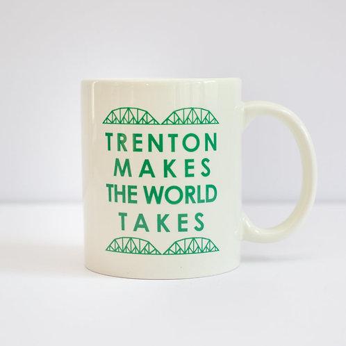 Trenton Makes Mug
