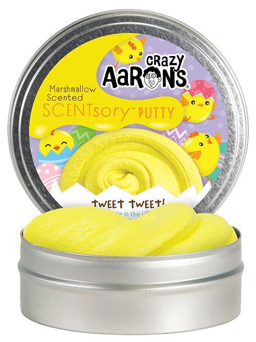 Tweet Tweet Thinking Putty