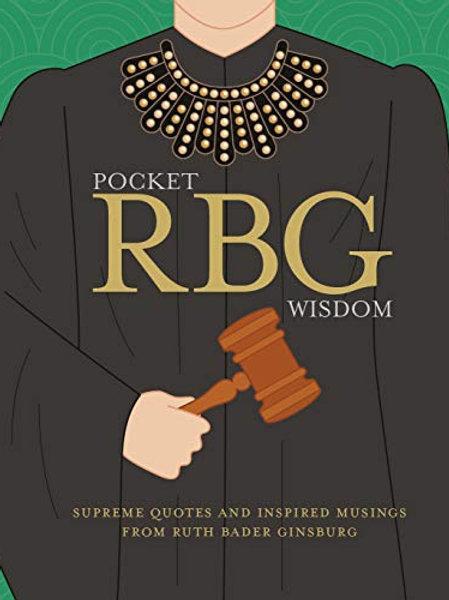Unofficial Pocket RBG Wisdom