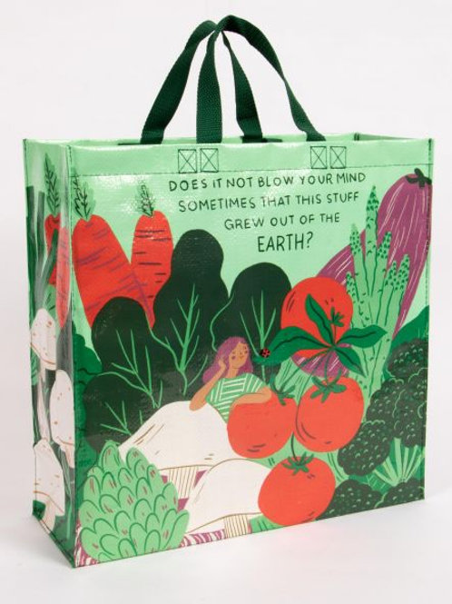 Blow Your Mind Came from The Earth Recycled Shopper