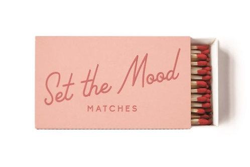 Set the Mood Matches