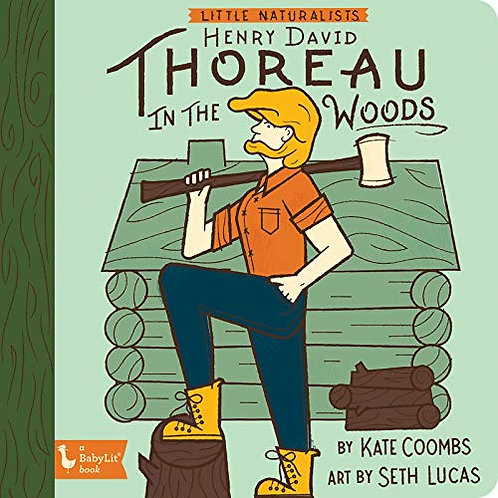 Little Naturalists Henry David Thoreau in the Woods