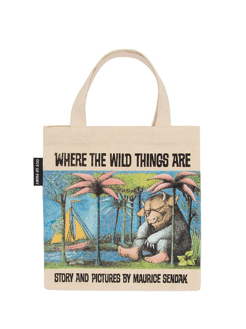 Kids Where The Wild Things Tote Bag