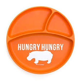 Hungry Hungry Hippo Divided Plate
