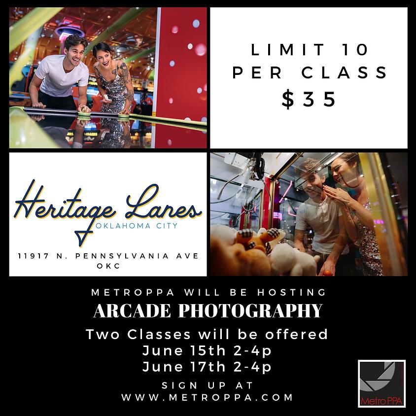Arcade Photography