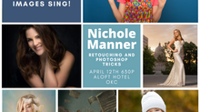 Nichole Manner, M. Photog. - Retouching and Photoshop Tricks - April 12th, 2021