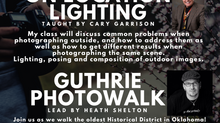 On Location Lighting & Guthrie Photo Walk