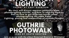 On Location Lighting & Guthrie Photowalk