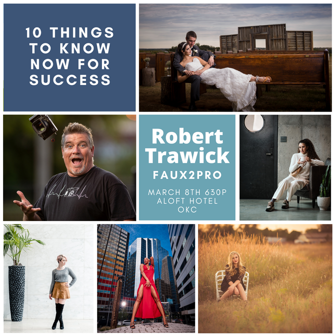 Robert Trawick - FAUX2PRO - March 8,2021