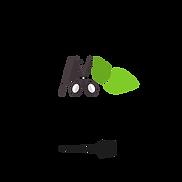 Zwarte Cirkel met kapperstraining natuur