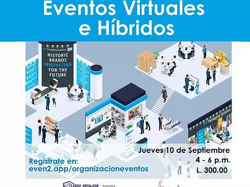 Clase sobre Eventos Virtuales