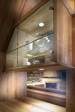 Residenza privata nelle Dolomiti.