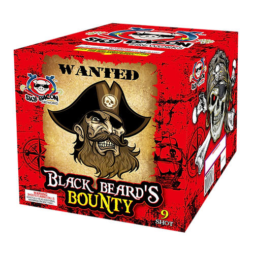 BLACK BEARDS BOUNTY