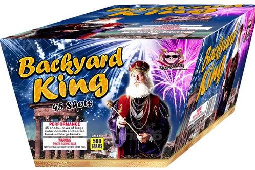 BACKYARD KING