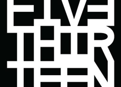 """One 3"""" fivethirteen sticker"""