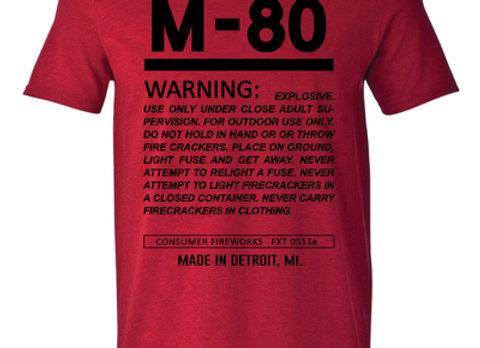 M-80 T Shirt