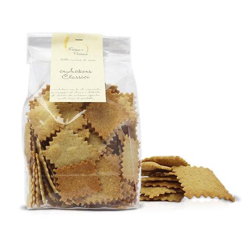 FARINA E PASSIONE - Cracker classici
