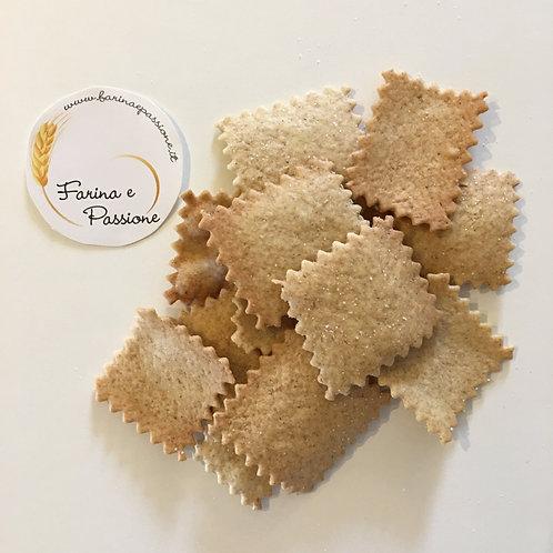FARINA E PASSIONE - Cracker aromatici