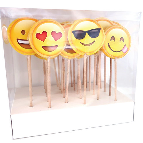 LOLLIPOP - Emoticons, il lecca lecca con sentimento