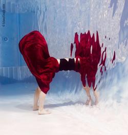 Underwater by Howard Schatz