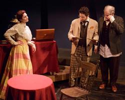 Russian Tea - Metropolitan Playhouse
