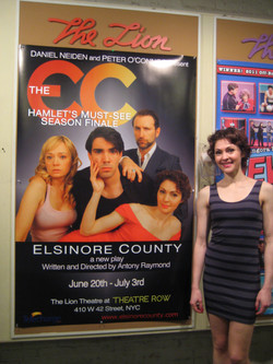 Elsinore County at Theatre Row