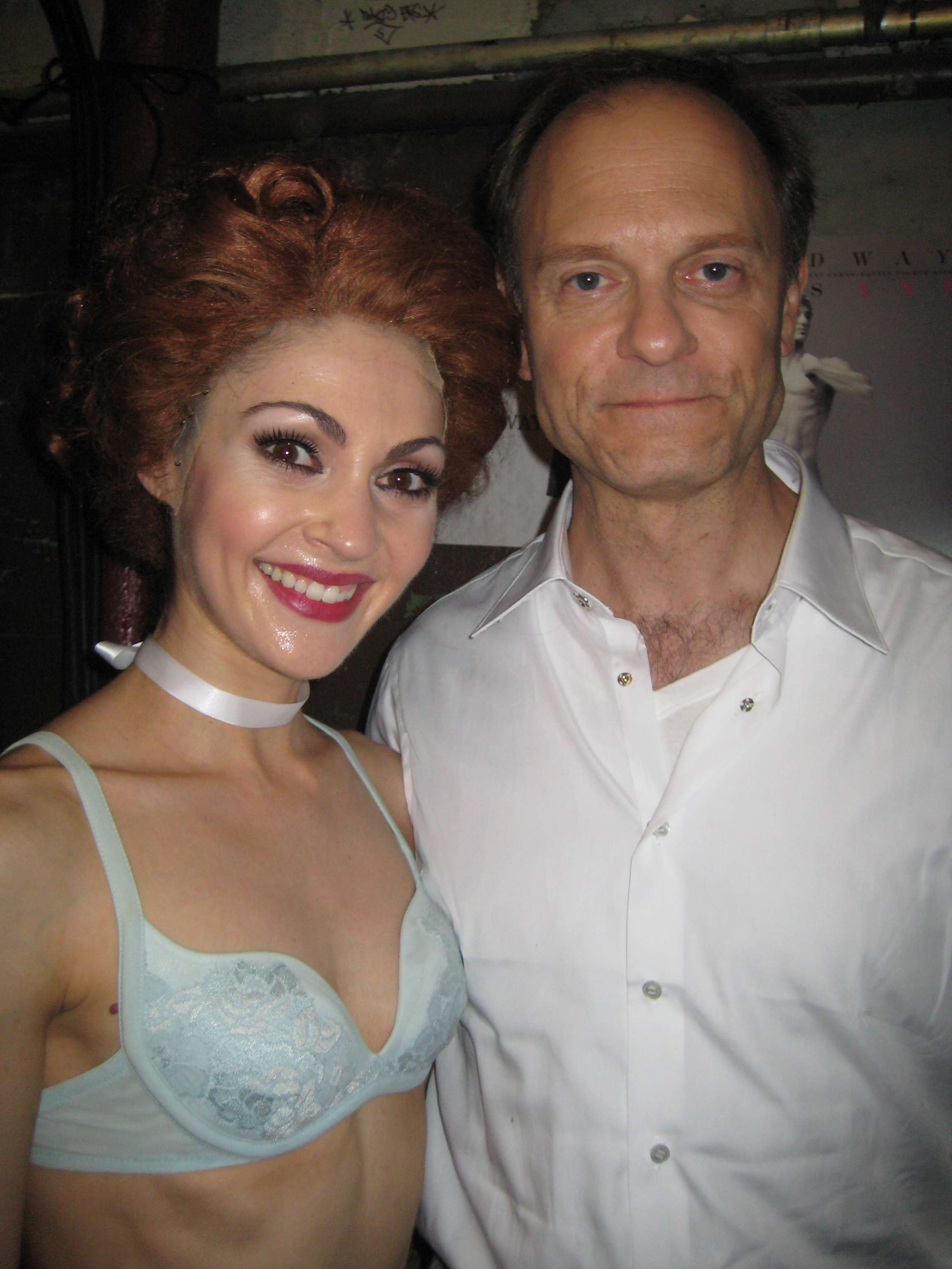 Broadway Bares- David Hyde Pierce