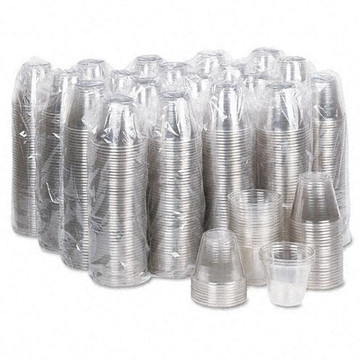 9oz Clear Plastic Cocktail Cups 100ct.