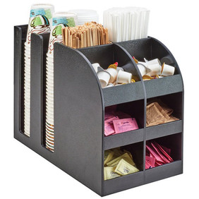 Coffee Condiment Organizer