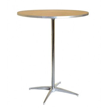 """36"""" Wooden Cocktail Table"""