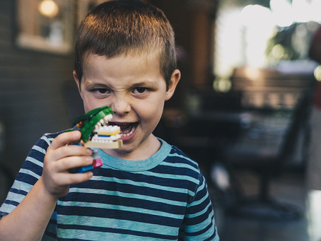 My Child Chipped My Teeth! Here's What You Can Do About It