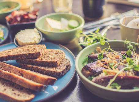 Healthy Eating, Your Kids and National Snack Food Month