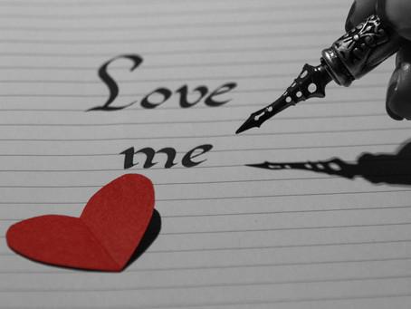 ME LOVE ME-SELF LOVE